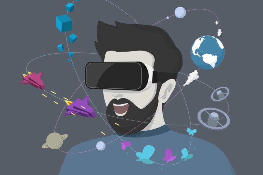 ¿como utilizar los lentes de realidad virtual?