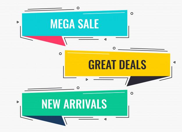 banners para ventas o blogs