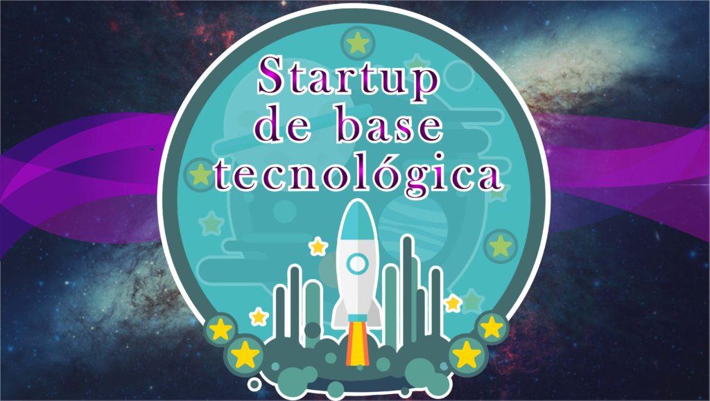 Startup de base tecnol贸gica