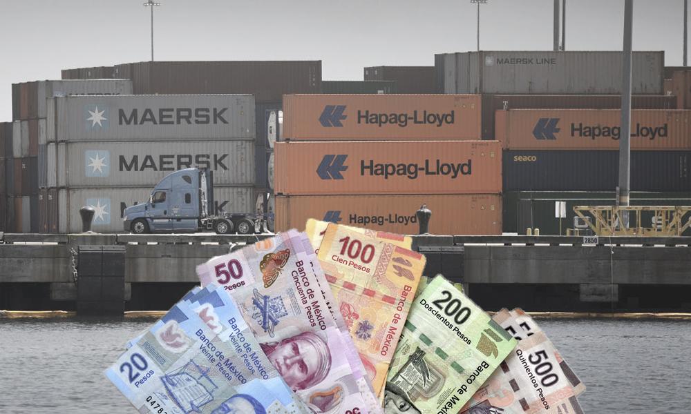 imagen que hace referencia al pago de loas aranceles aduaneros