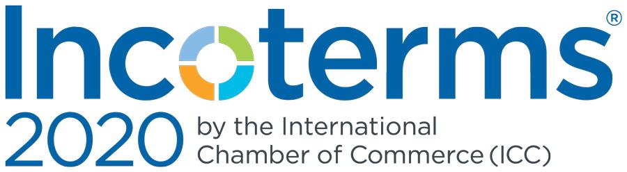 Es la el logo de los incoterms con la ultima Mpdificacion  Para el 2020