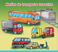 Ejemplo de medios terrestres de Medios de Transporte para el Comercio Exterior