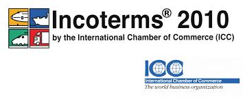 Este era el logo de los Incoterms de 2010