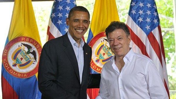TLC entre Colombia y USA