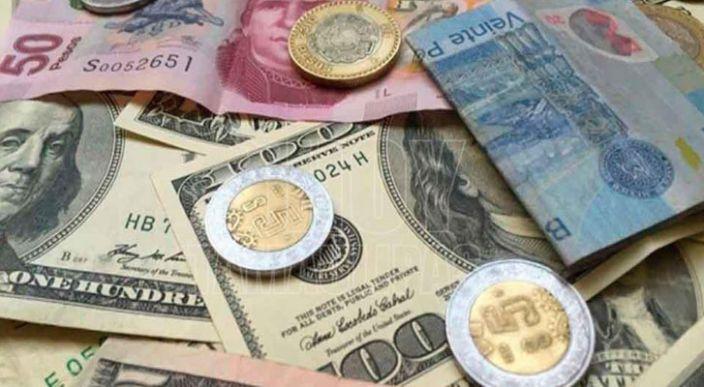 Cambio de pesos a Dolares