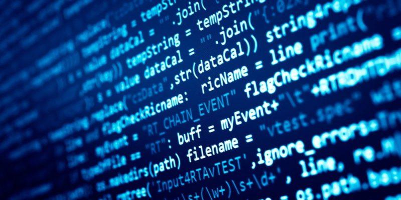 ¿Que es el software de programación?