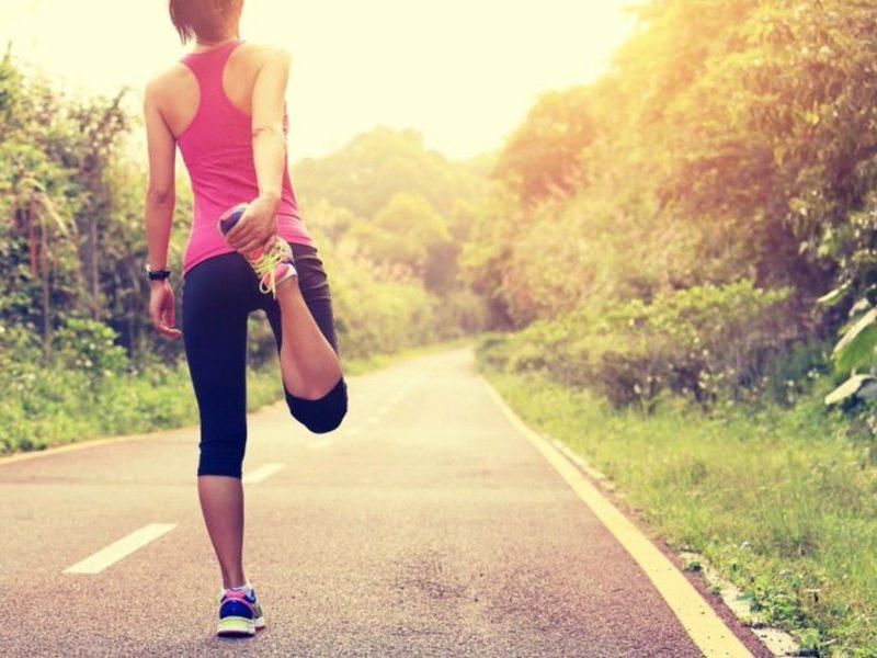 Â¿Porque es importante hacer ejercicio y calentar?