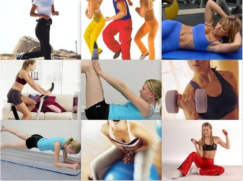 Porque es importante hacer ejercicio y saber elegir los ejercicios