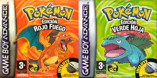 remakes de la primera geeracion de pokemon