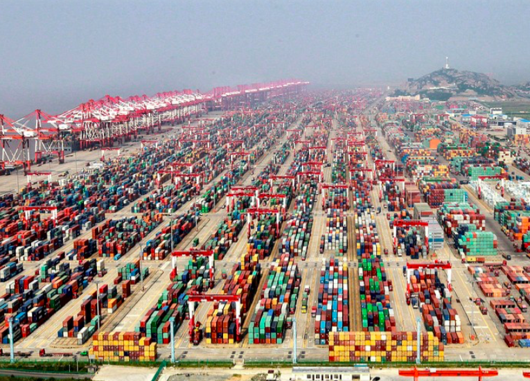 medios de transporte del trasporte internacional.