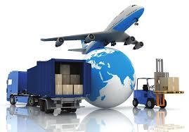 Medios de transporte del comercio internacional