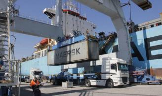 medios de transporte del comercio internacional.