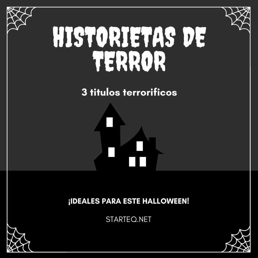 Historietas de terror
