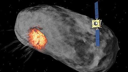 Minería de asteroides en la Tierra su composición