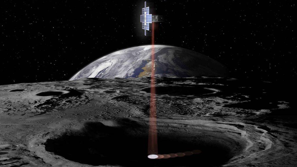 Minería de asteroides en la Tierra en extracción