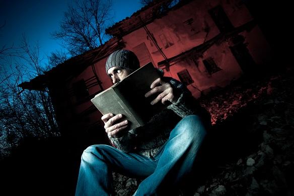 ¡Historietas de terror y algunos autores del genero de terror!